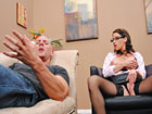 La terapeuta sexual resulta ser una ninfomana