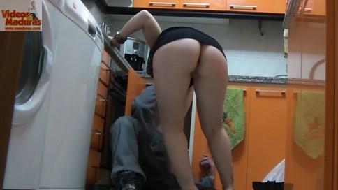 tele porno video fontanero